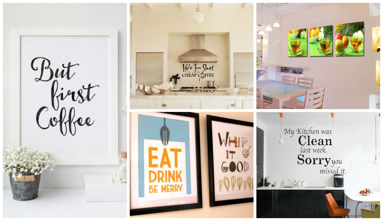Other Appealing Themes Of Kitchen Wall Art Include Food And Cuisine Art,  Alcohol Art, Pasta Art, International Cuisine Art, Herbs And Spices, And  Fruits And ...