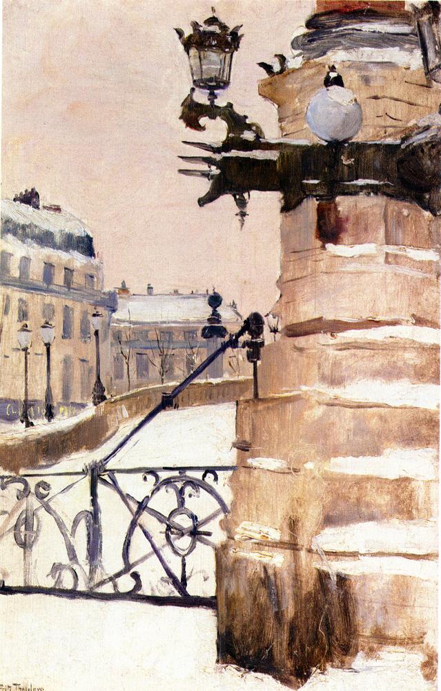frits_thaulow_vinter_i_paris_winter_in_paris