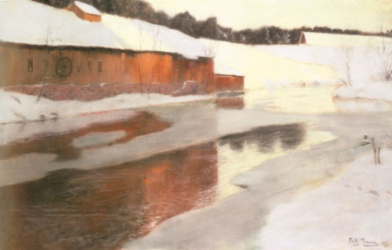 thaulow_fritz_a_factory_building_near_an_icy_river_in_winter