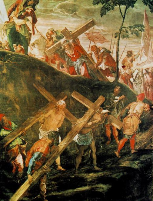 tintoretto_the_ascent_to_calvary