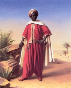 vernet_h_portrait_of_an_arab